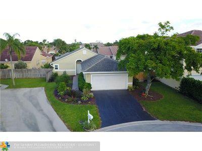 Boca Raton Single Family Home For Sale: 10303 Allegro Dr