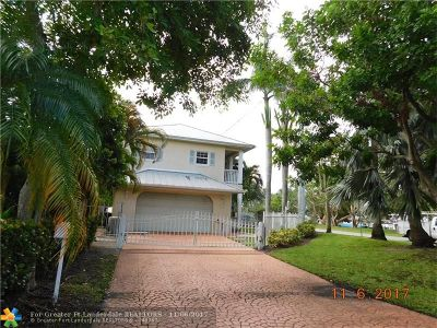 Broward County Condo/Townhouse For Sale: 858 SW 11th St #858