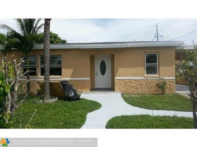 Boynton Beach Single Family Home For Sale: 1930 NW 2nd Ct