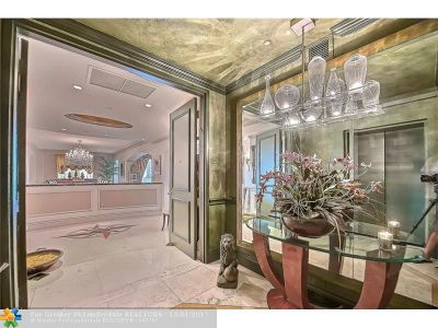 Fort Lauderdale Condo/Townhouse For Sale: 209 N Birch Rd #602