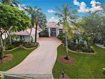 Coral Springs Single Family Home For Sale: 1770 NW 124th Way