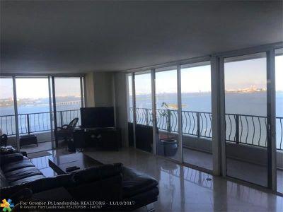 Miami Condo/Townhouse For Sale: 555 NE 15th St #32C