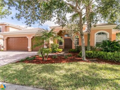 Lake Worth Single Family Home For Sale: 7219 Via Abruzzi