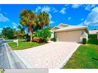 Boynton Beach Single Family Home For Sale: 12238 Castle Pines Rd