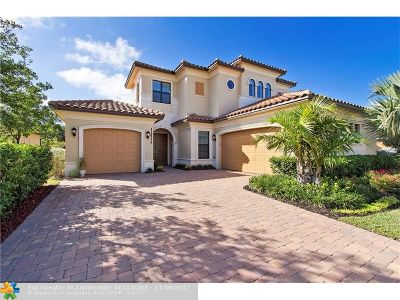Parkland Single Family Home For Sale: 11512 NW 79th Mnr