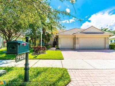 Parkland Single Family Home For Sale: 7129 NW 113th Ave