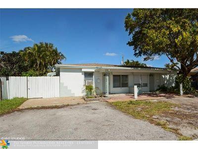 Wilton Manors Multi Family Home Backup Contract-Call LA: 1909 NE 26th St