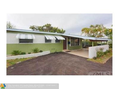 Boca Raton Single Family Home For Sale: 4351 NE 5th Ave