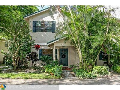 Plantation Condo/Townhouse Backup Contract-Call LA: 540 Westree Ln #540