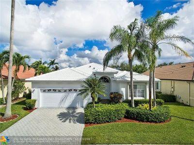 Tamarac Single Family Home Backup Contract-Call LA: 7610 NW 87th Way