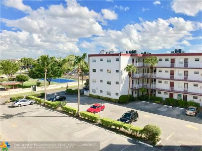 Lauderdale Lakes Condo/Townhouse For Sale: 4270 NW 40th St #413