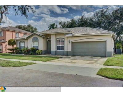 Miramar Single Family Home For Sale: 10678 SW 21st St
