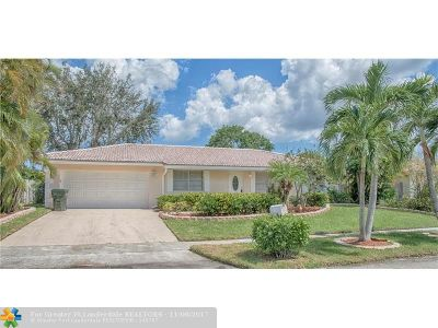 Boca Raton Single Family Home For Sale: 3510 NW 25th Ter