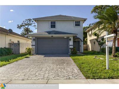Oakland Park Single Family Home For Sale: 3411 NE 5th Ave