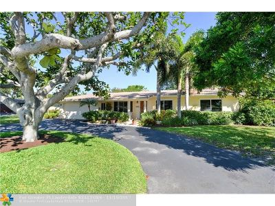 Fort Lauderdale Single Family Home For Sale: 2616 NE 27th Ave