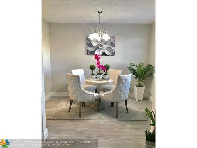 Dania Condo/Townhouse For Sale: 500 NE 2nd St #413
