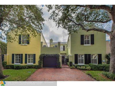 Boca Raton Condo/Townhouse For Sale: 23343 Drayton Dr #23343