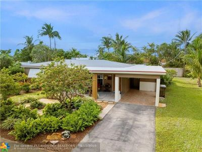 Boca Raton Single Family Home Backup Contract-Call LA: 2233 NE 3rd Way