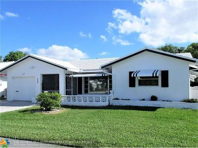 Tamarac Single Family Home For Sale: 5904 NW 81st Ave