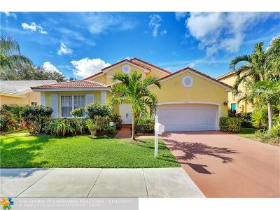 Oakland Park Single Family Home For Sale: 3242 NW 22nd Ave