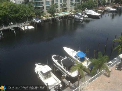 Fort Lauderdale Condo/Townhouse For Sale: 155 Isle Of Venice #702