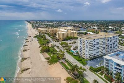 Deerfield Beach Condo/Townhouse For Sale: 800 SE 20th Ave #709