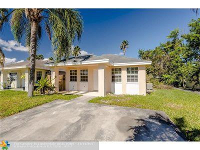 Homestead Single Family Home Backup Contract-Call LA: 858 SW 9th St
