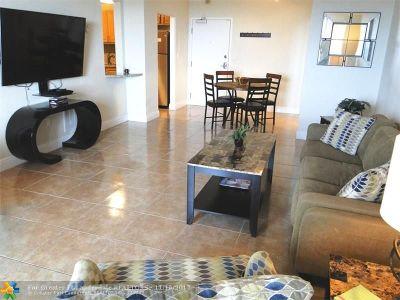 Fort Lauderdale Condo/Townhouse For Sale: 4040 Galt Ocean Dr #509