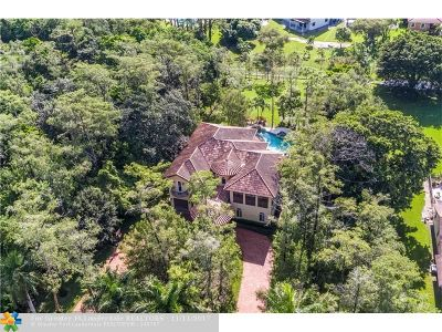 Parkland Single Family Home For Sale: 5968 NW 77th Ter