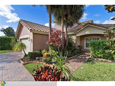 Parkland Single Family Home For Sale: 11039 NW 62nd Ct