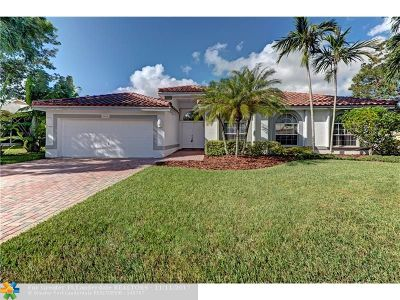 Parkland Single Family Home Backup Contract-Call LA: 5864 NW 74th St