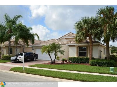 Lake Worth Single Family Home For Sale: 9872 Donato Way