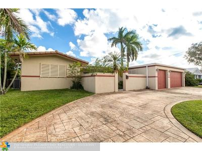 Wilton Manors Single Family Home For Sale: 2816 NW 10th Ave