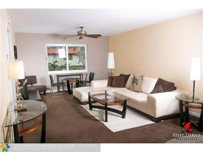 Wilton Manors Condo/Townhouse For Sale: 1920 NE 1st Ter #211H
