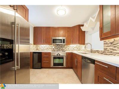 Dania Condo/Townhouse For Sale: 321 SE 3rd St #602