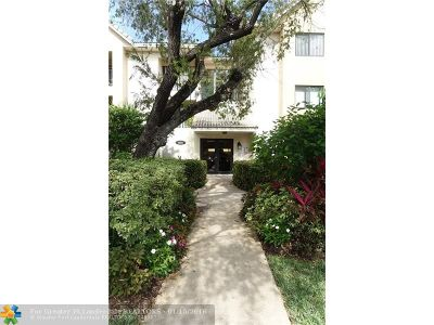 Coral Springs Condo/Townhouse For Sale: 10001 W Atlantic Blvd #124