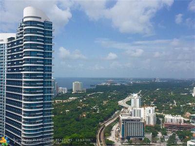 Miami Condo/Townhouse For Sale: 1100 S Miami #4203