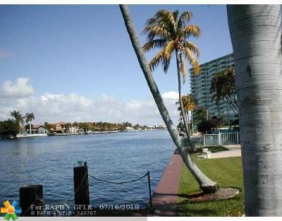 Fort Lauderdale Condo/Townhouse For Sale: 3233 NE 34th St #812