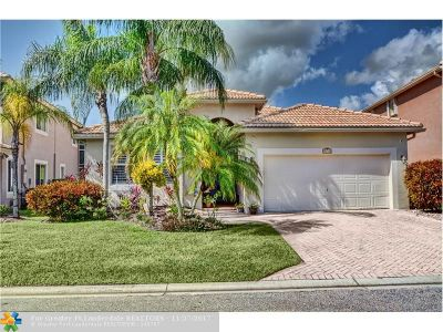Coral Springs Single Family Home For Sale: 5372 NW 122nd Dr