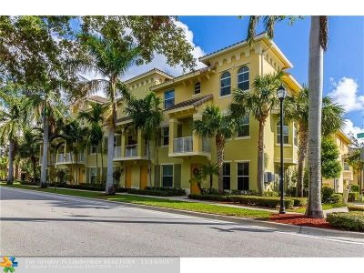 Boynton Beach Condo/Townhouse For Sale: 1515 Via De Pepi #63