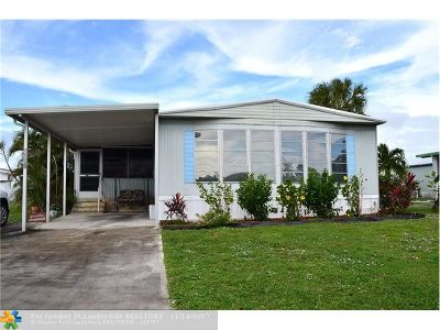 West Palm Beach Single Family Home For Sale: 4347 71 Street