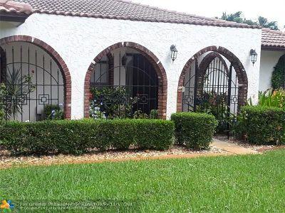 Boca Raton Rental For Rent: 332 Knob Hill Blvd
