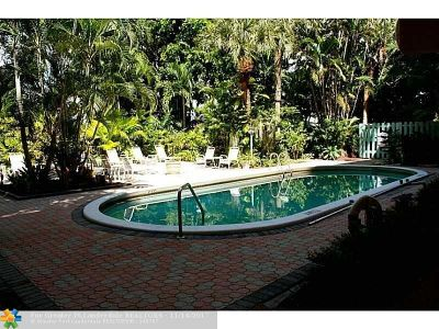 Fort Lauderdale Condo/Townhouse For Sale: 1407 NE 56th St #301