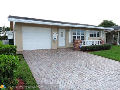 Tamarac Single Family Home For Sale: 5716 NW 66th Ter