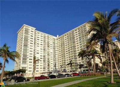 Pompano Beach Condo/Townhouse For Sale: 111 N Pompano Beach Blvd #704