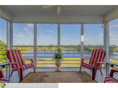 Pompano Beach Condo/Townhouse For Sale: 804 Cypress Blvd #508