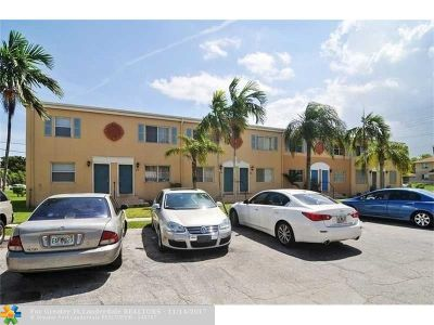 Miami Condo/Townhouse For Sale: 474 NW 84 Ln #474L