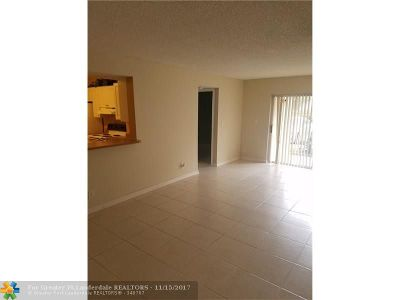 Coral Springs Rental For Rent: 12099 Royal Palm Blvd #2G
