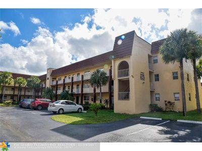 Sunrise Condo/Townhouse For Sale: 2780 N Pine Island Rd #312