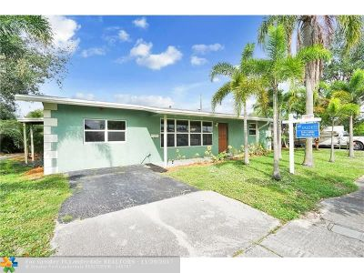 Fort Lauderdale Single Family Home For Sale: 3181 SW 22nd Ct